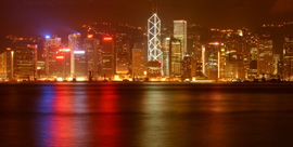 See Hong Kong & Victoria Harbour from the air - Please review our helicopter services selection